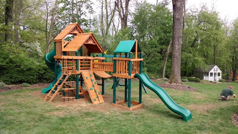 Get it assembled swing set installers playset installations cedar summit mount forest lodge publicscrutiny Image collections