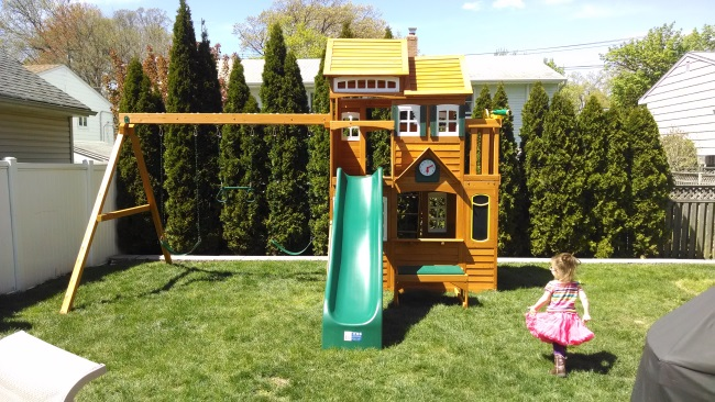 Blog cedar summit mount forest lodge playset installation publicscrutiny Image collections