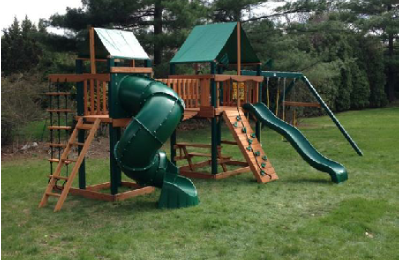 Get It Assembled Swing Set Installers Playset Installations